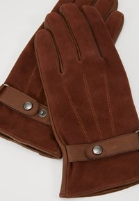 JOOP! - GLOVES - Fingervantar - brown - 3