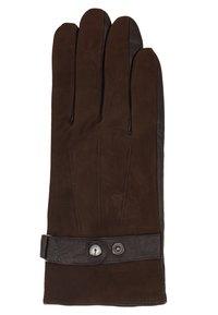 JOOP! - Gloves - dark brown - 1