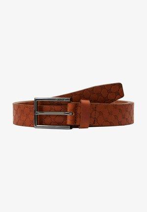Belt - sandalwood
