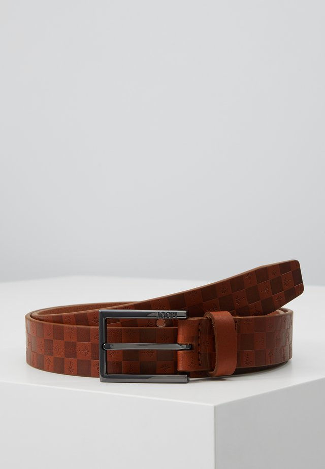 BELT - Belt - sandalwood