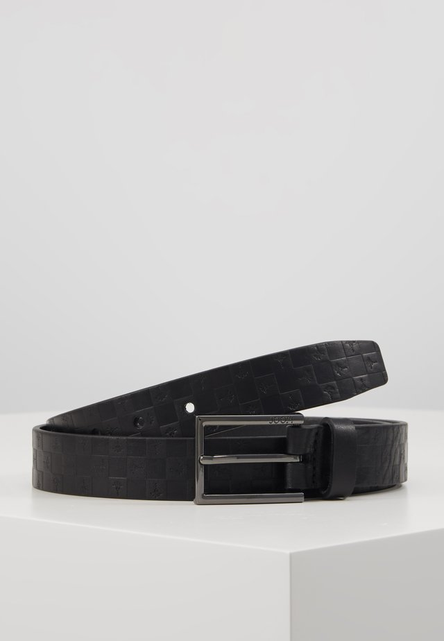 BELT - Bælter - black