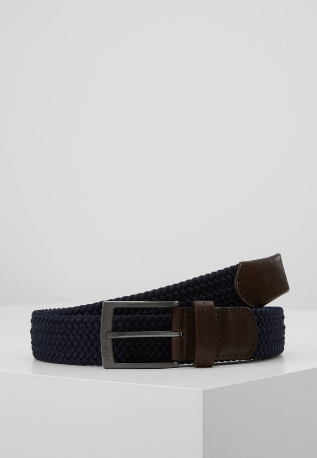 Gürtel - d'blau