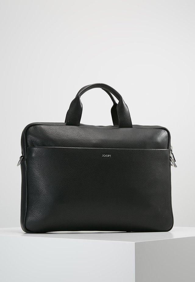 CARDONA PANDION BRIEF BAG - Briefcase - black