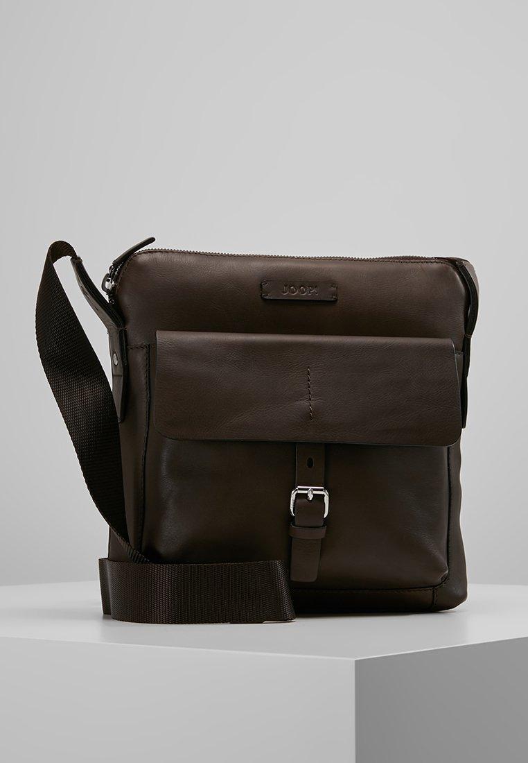 JOOP! - MISSORIYANNIS SHOULDER BAG - Across body bag - brown
