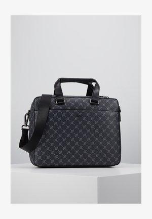 CORTINA PANDION  - Briefcase - dark grey
