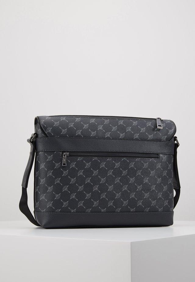 LORETO PANDION - Briefcase - dark grey
