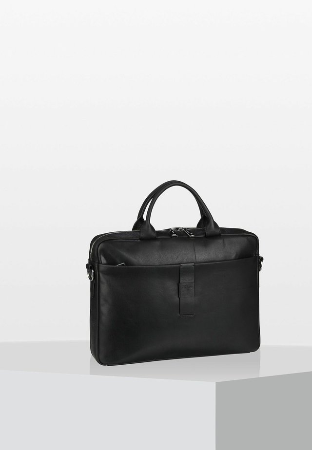 LORETO PANDION BRIEFBAG - Aktentasche - black