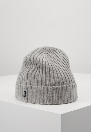 FRANCIS - Beanie - light grey