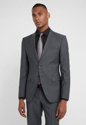 Krawat - grey/violet
