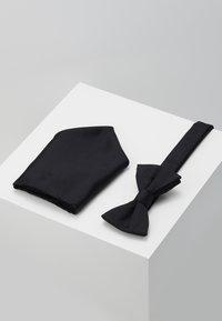 JOOP! - SET - Lommetørklæde - black - 0