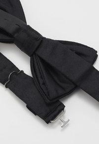 JOOP! - SET - Lommetørklæde - black - 2