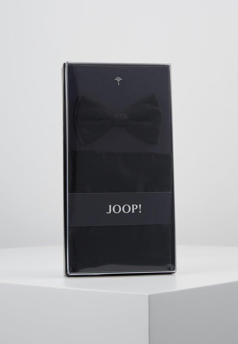 JOOP! SET - Lommetørkle - black