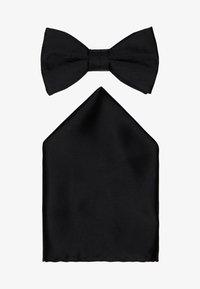 JOOP! - SET - Lommetørklæde - black - 1
