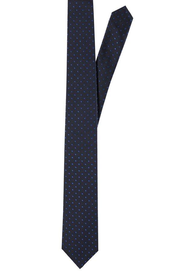 Krawatte - dark blue