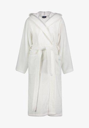 JOOP! DAMEN BADEMANTEL - Dressing gown - weiss