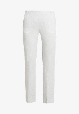 CEDRIC TROUSER - Kalhoty - light grey