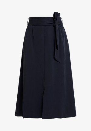 GARRY SKIRT - A-line skjørt - navy