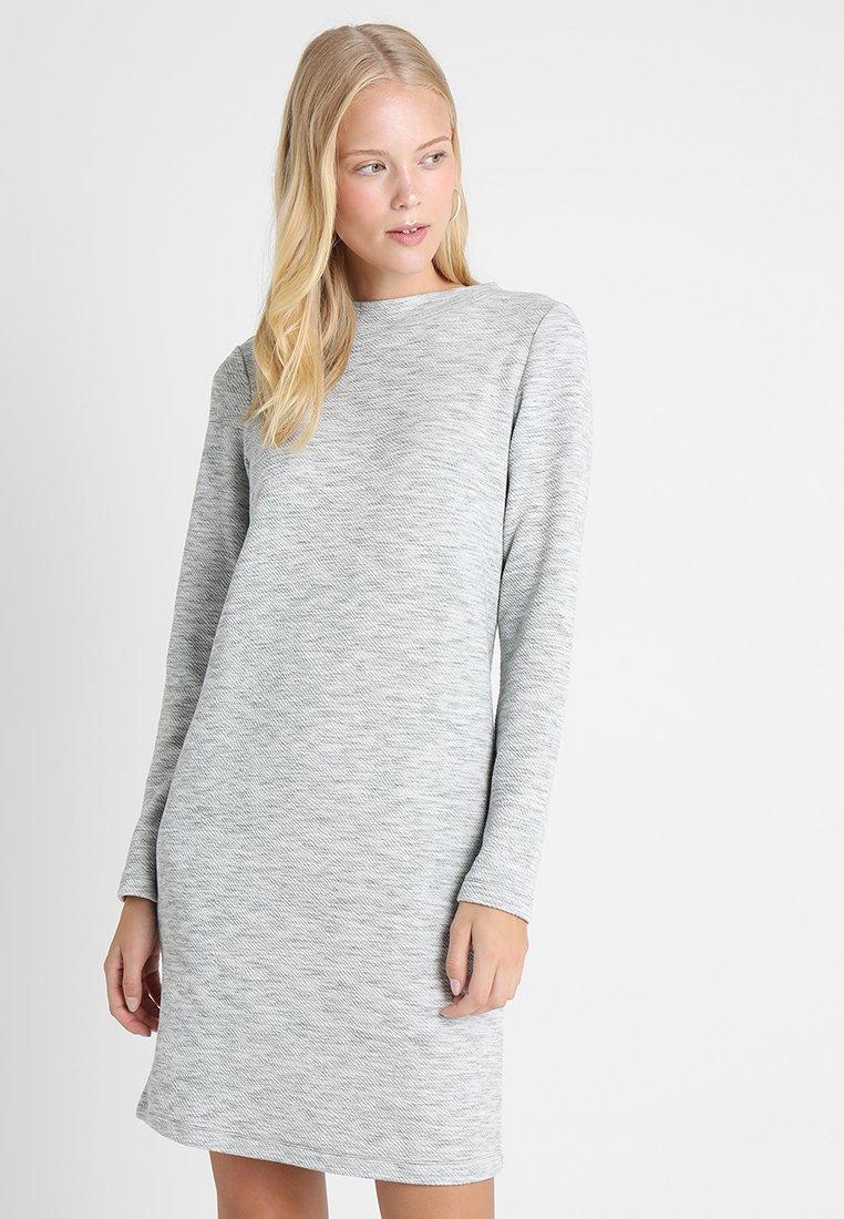 Josephine & Co - JERICK DRESS - Freizeitkleid - silver grey