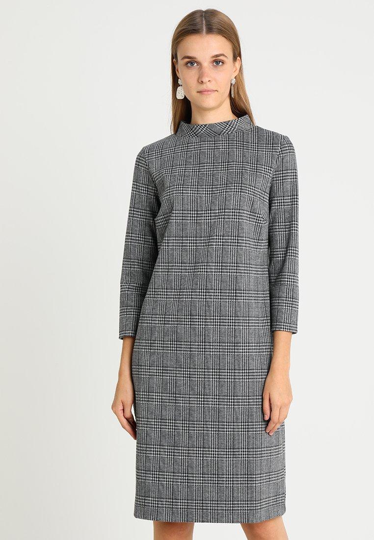 Josephine & Co - JOJO DRESS - Strickkleid - dark grey