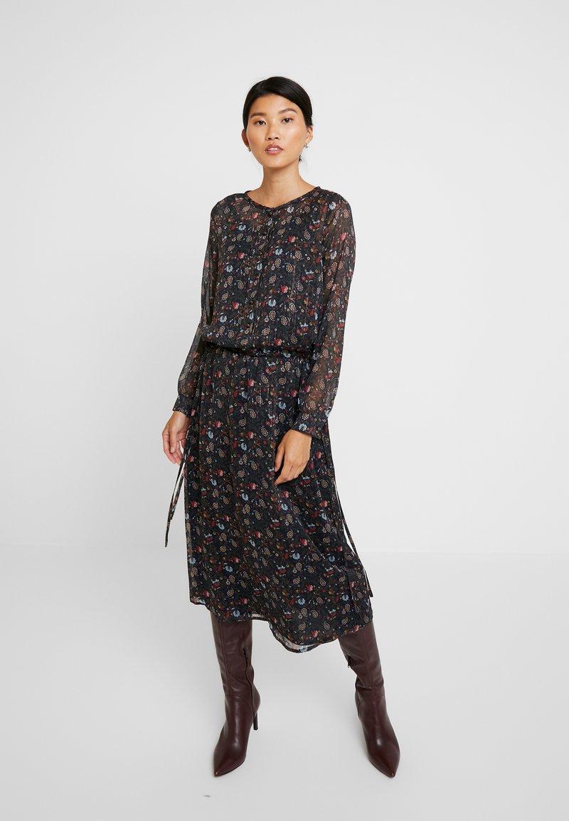 Josephine & Co - GIZA DRESS - Košilové šaty - navy