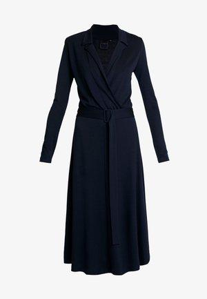 GIEL DRESS - Robe en jersey - navy