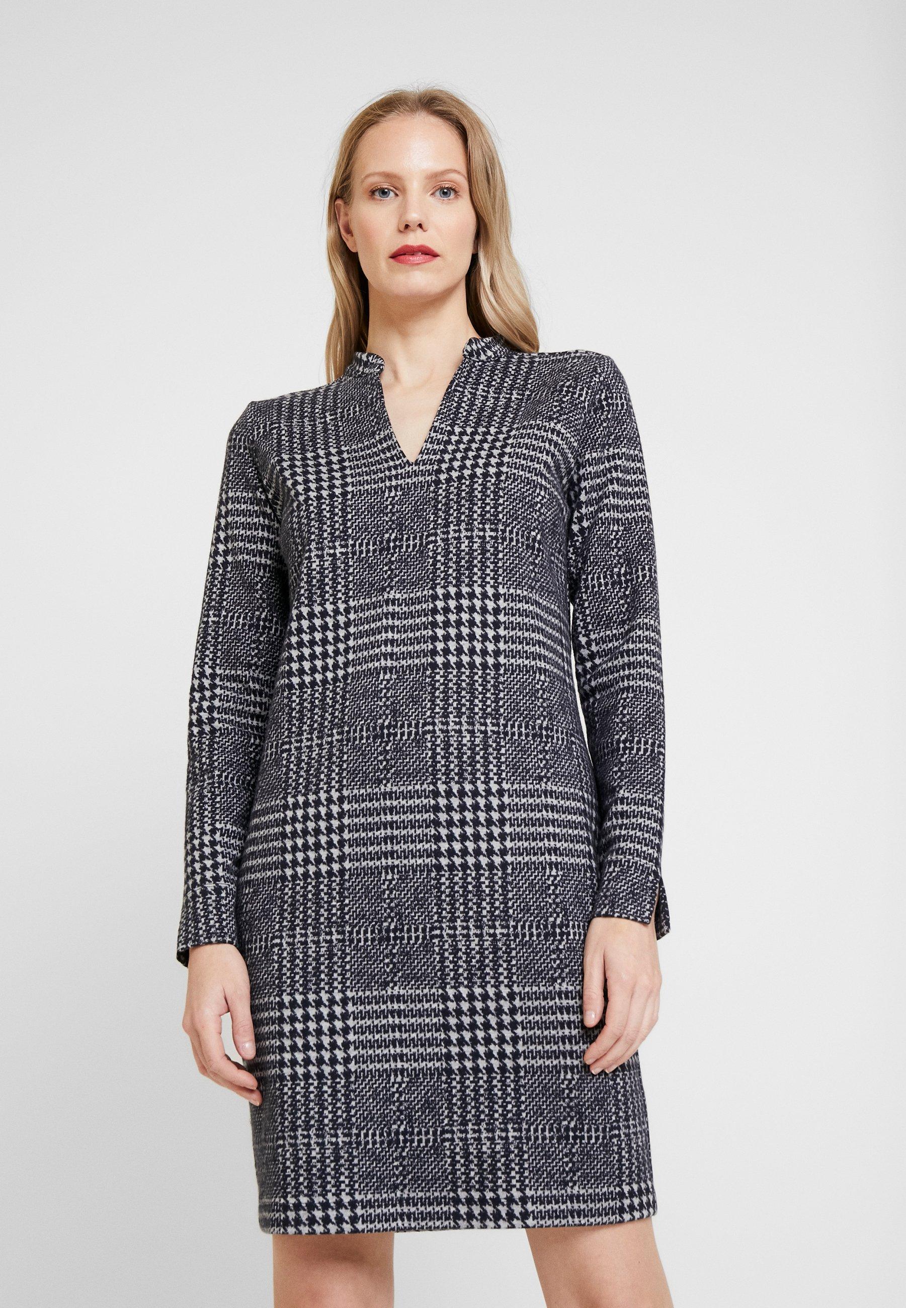 Josephine & Co AYDEN DRESS - Abito in maglia navy