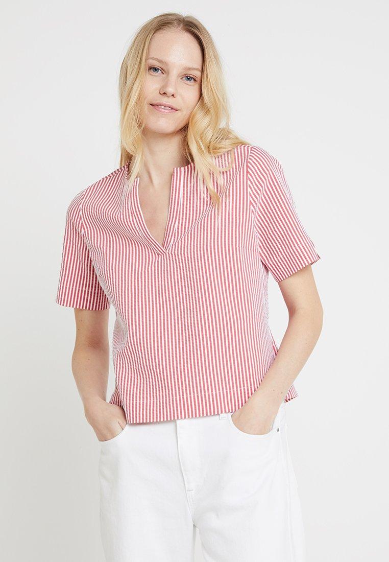 Josephine & Co - Blouse - stripe red
