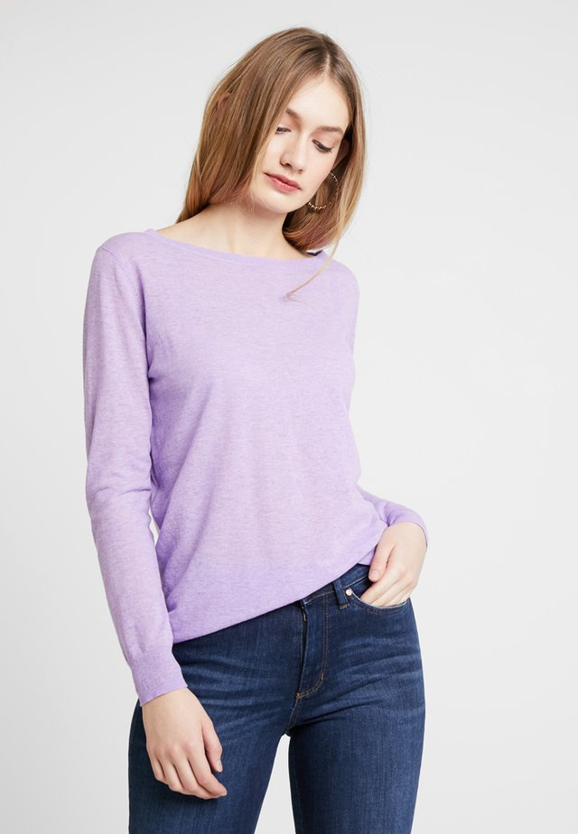 COOTJE  - Pullover - lilac