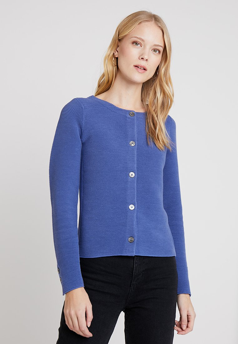 Josephine & Co - CURD CARDIGAN - Strickjacke - blue