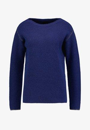 GREG - Trui - purple blue