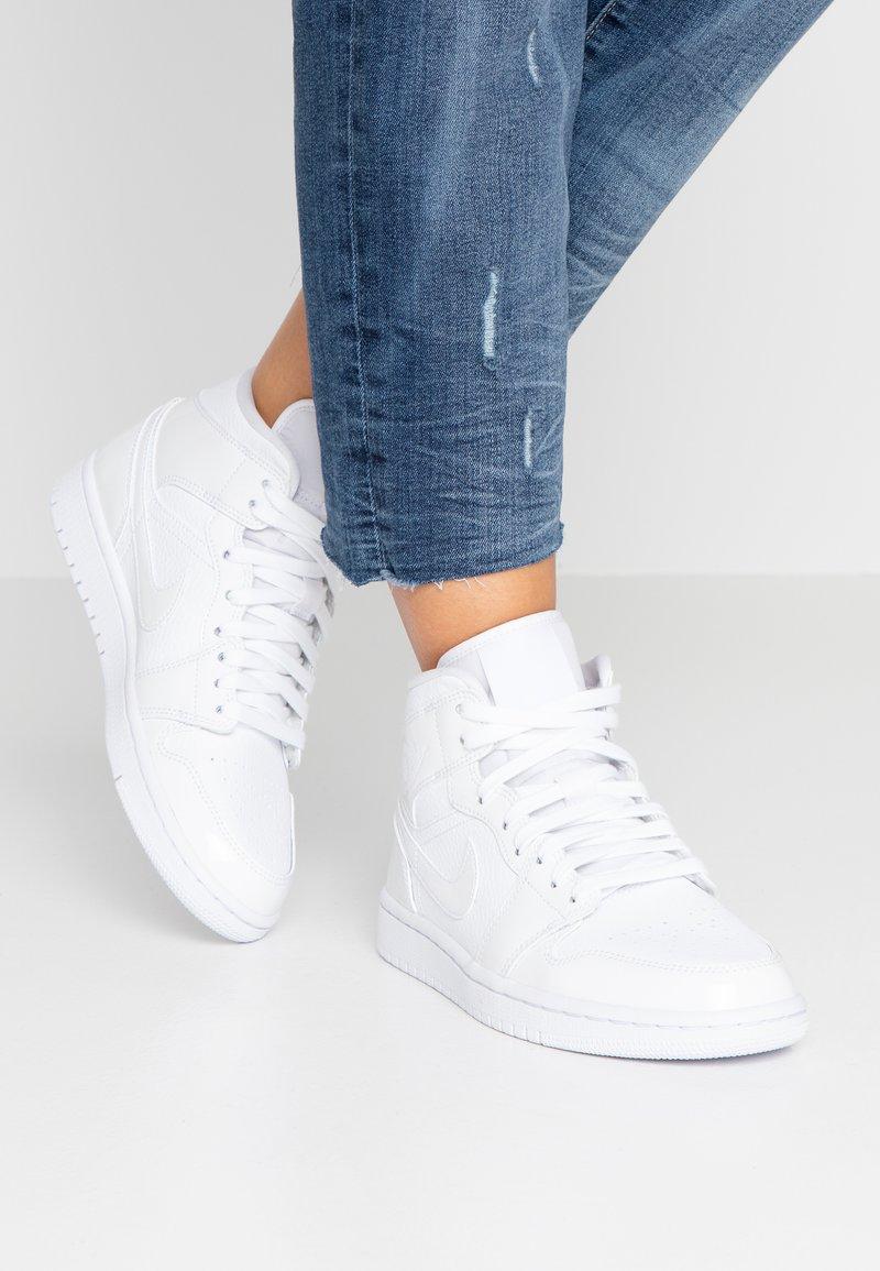 Jordan - AIR 1 MID SE - High-top trainers - white