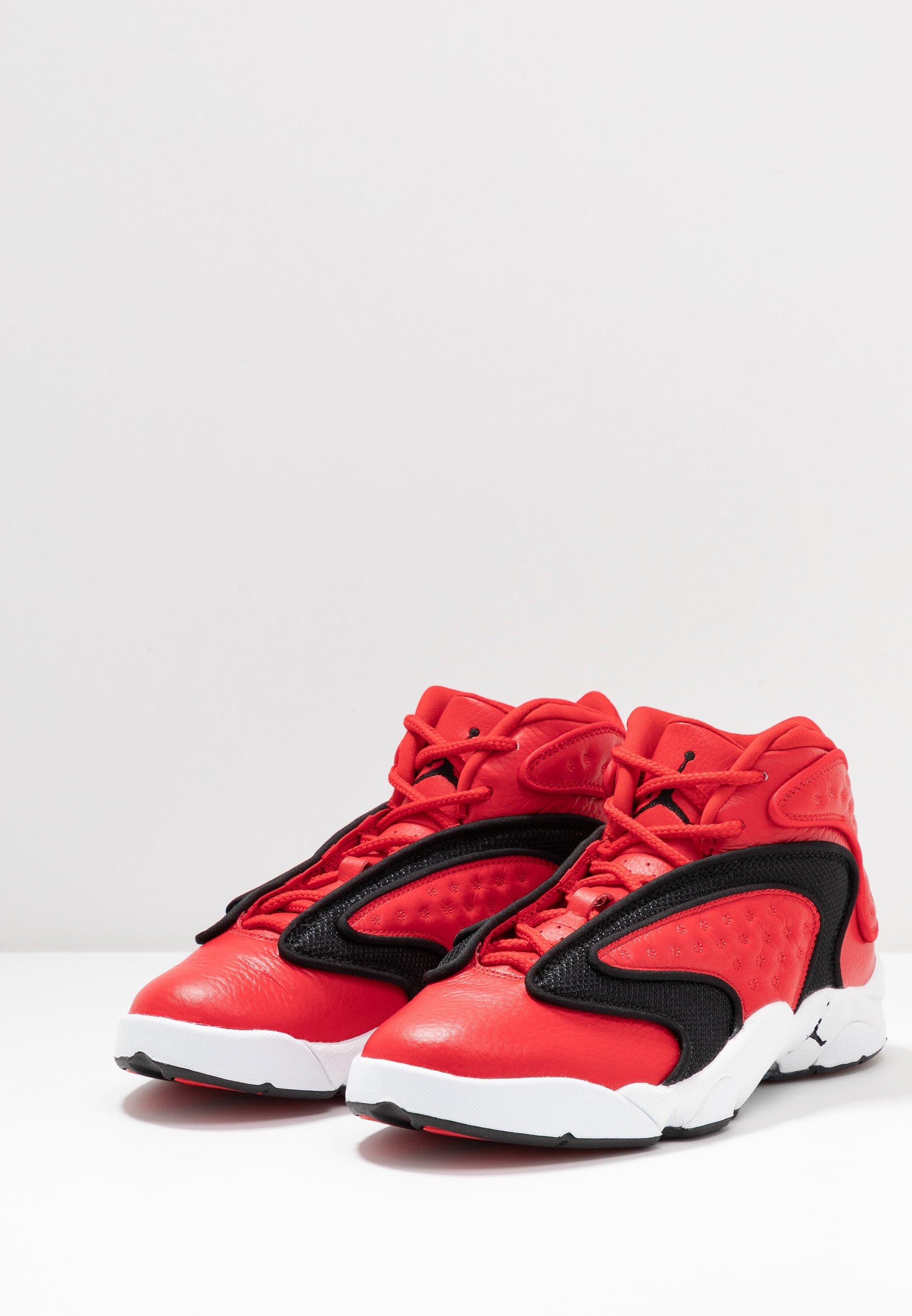 Air Jordan OG Damenschuh Baskets montantes university redblackwhitemetallic silver