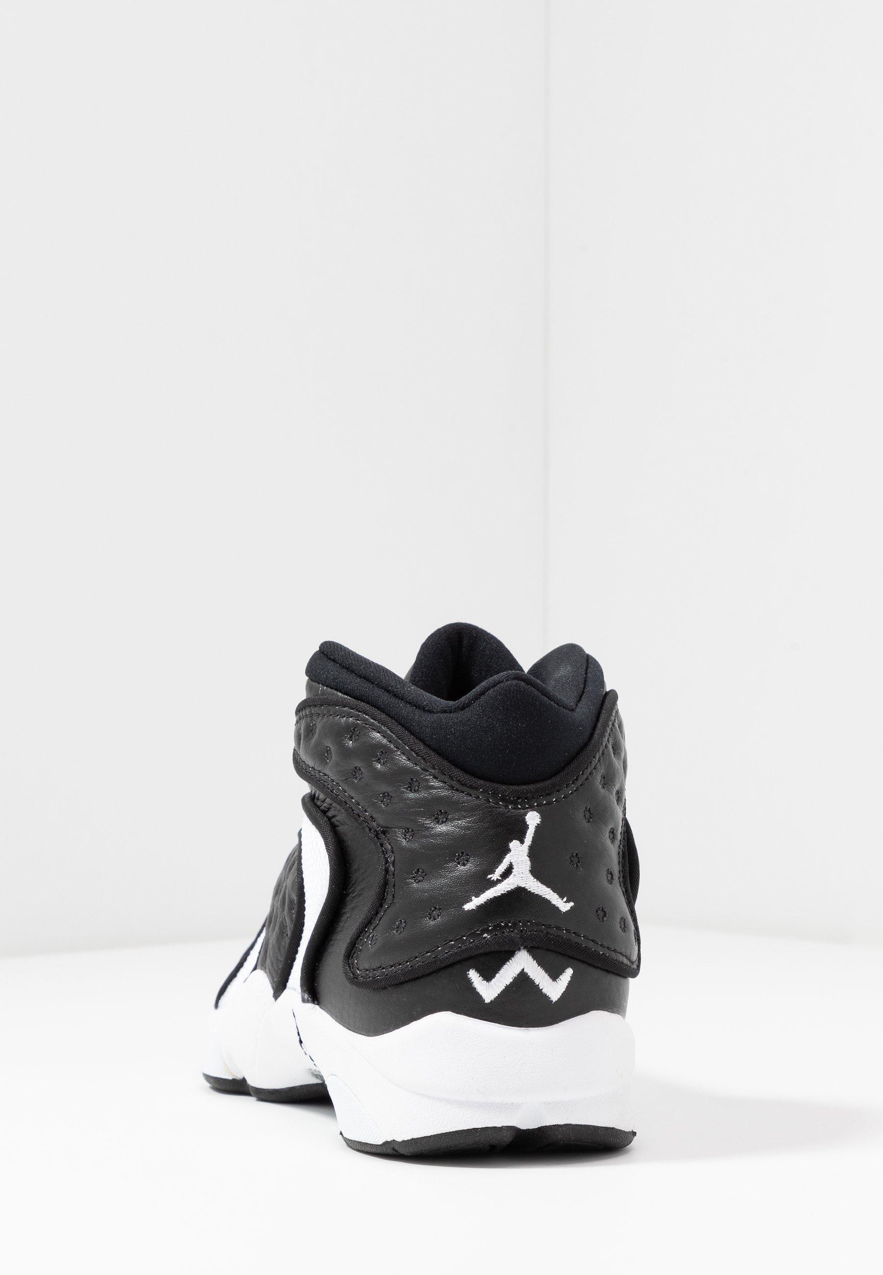 Air Jordan OG Damenschuh Höga sneakers blackwhitewhite
