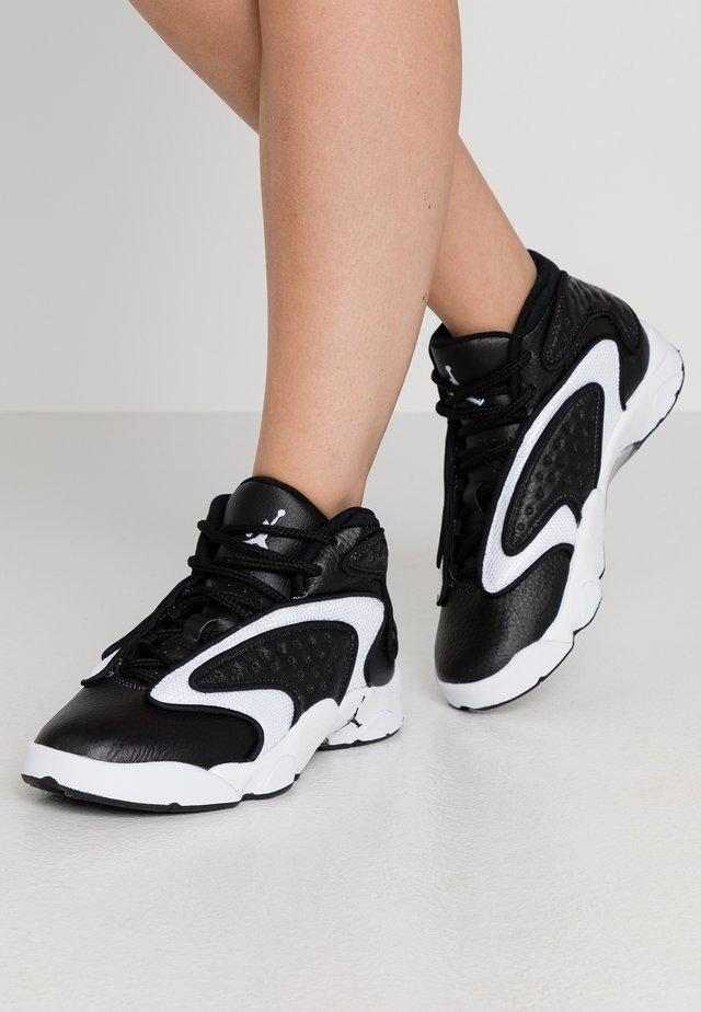 Air Jordan OG Damenschuh - Vysoké tenisky - black/white/white