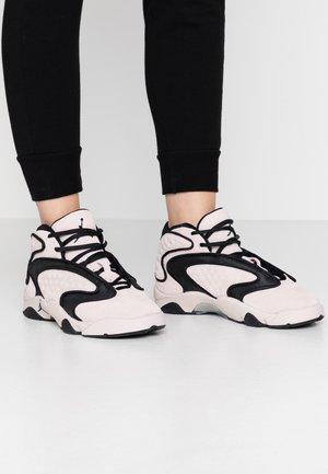 AIR JORDAN OG - Sneakers hoog - barely rose/black