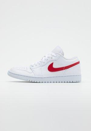 AIR 1  - Sneakersy niskie - white/university red
