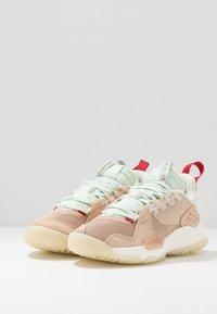 Jordan - DELTA - Sneakers laag - shimmer/sail/tan/light cream/rust factor/galactic jade - 4