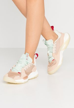 DELTA - Sneakers laag - shimmer/sail/tan/light cream/rust factor/galactic jade