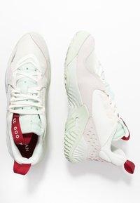 Jordan - DELTA - Sneakers laag - sail/jade aura/spruce aura/gym red - 3