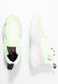 Jordan - DELTA - Sneakers laag - barely volt/chile red/black/sail/white - 3