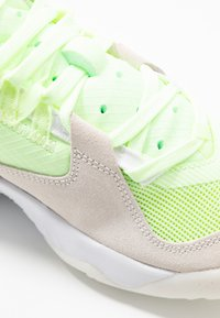 Jordan - DELTA - Sneakers laag - barely volt/chile red/black/sail/white - 2
