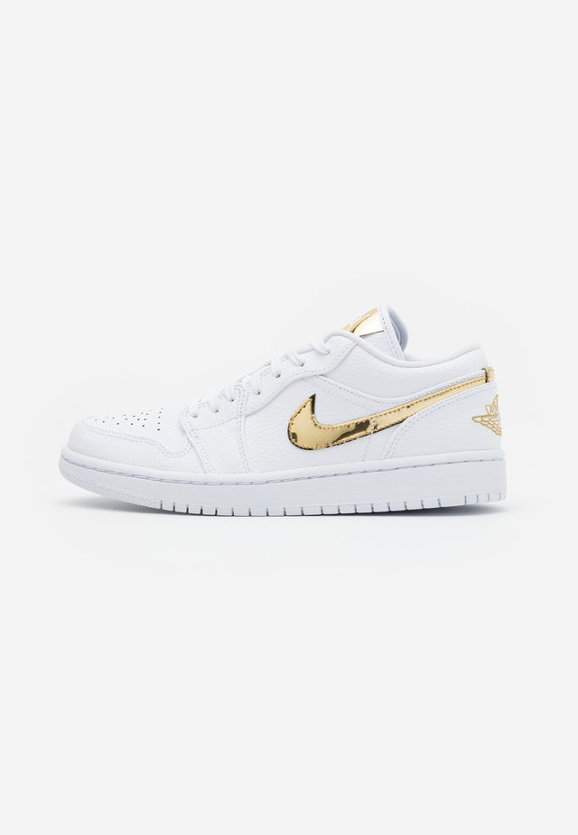 AIR 1 SE - Baskets basses - white/metallic gold