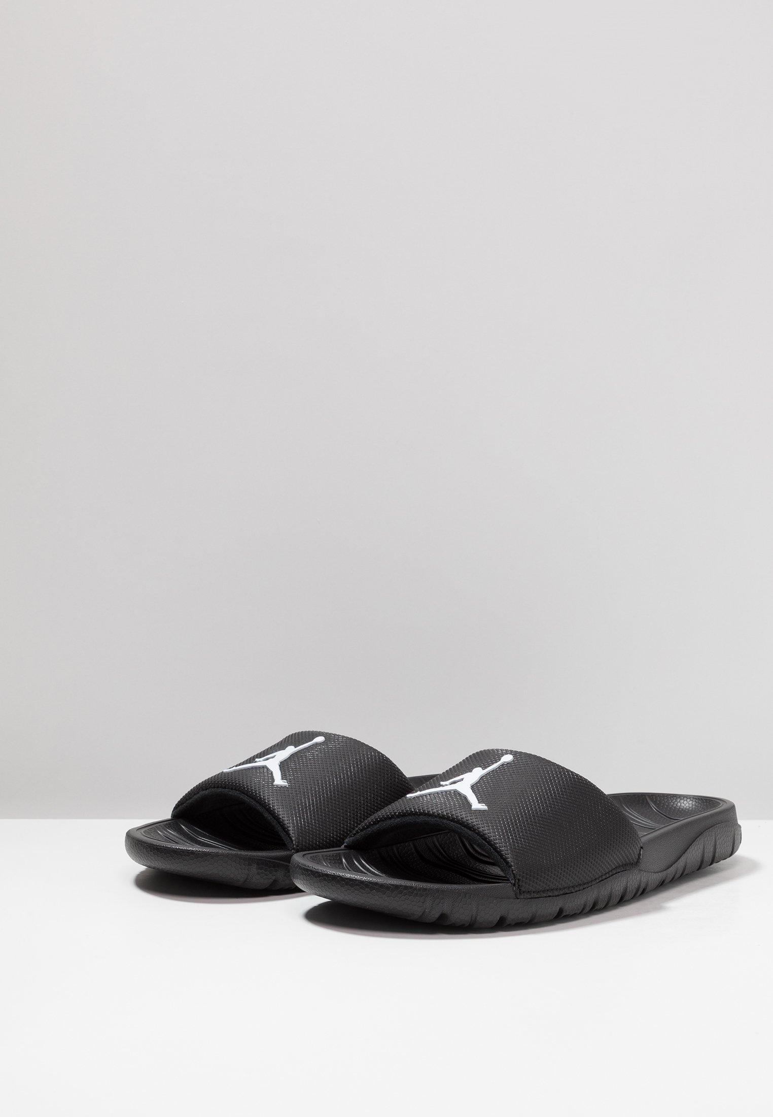 Jordan BREAK - Slip-ins - black/white