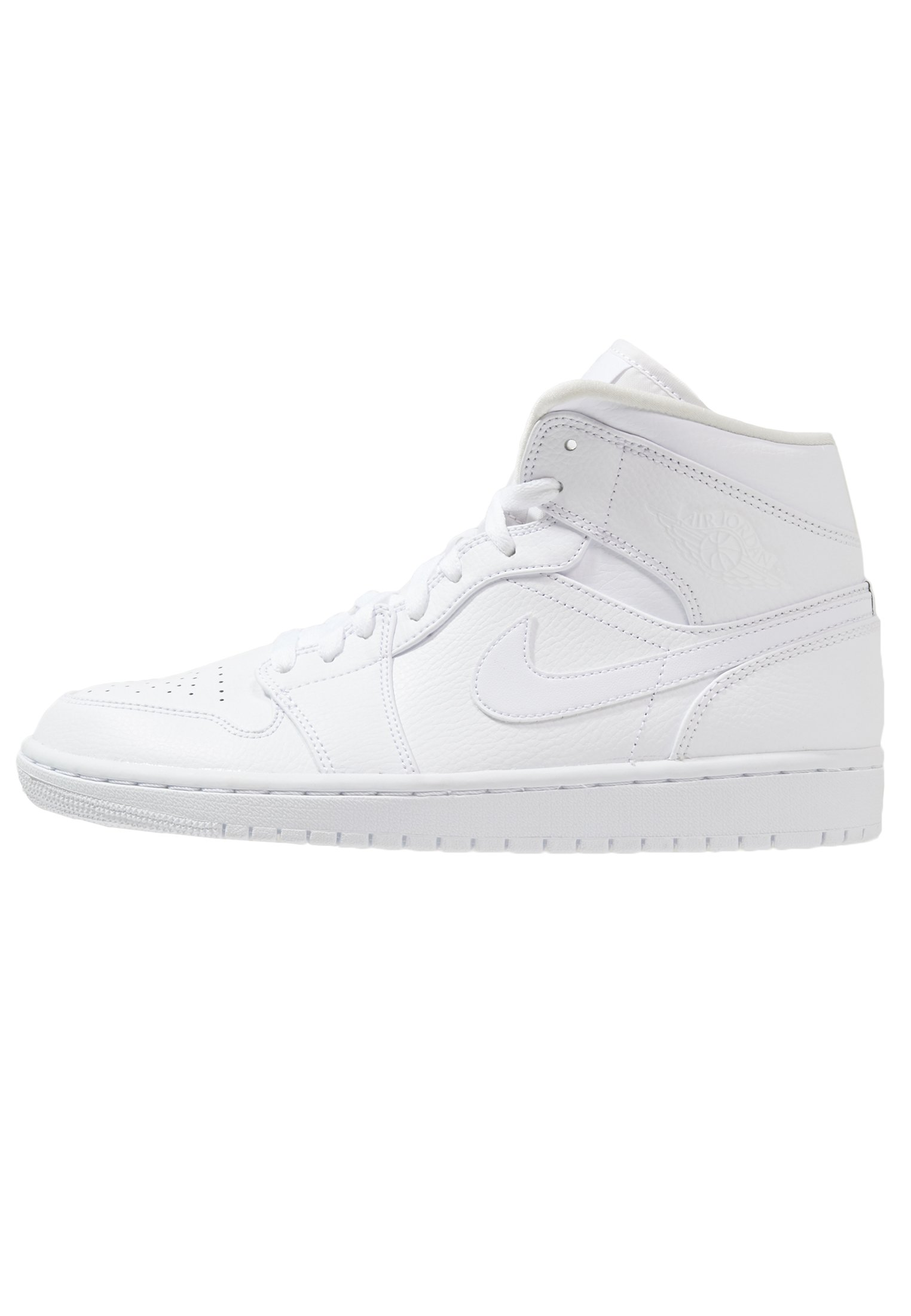 AIR JORDAN 1 MID - High-top trainers - white
