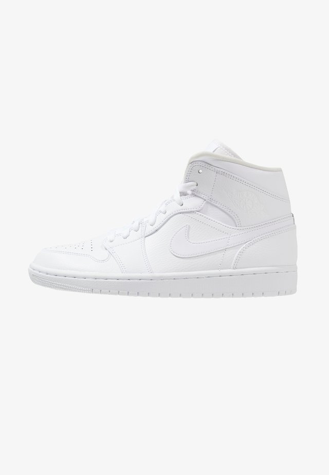 AIR 1 MID - High-top trainers - white