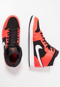 Jordan - AIR JORDAN 1 MID - High-top trainers - red - 2