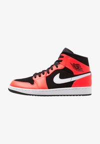 Jordan - AIR JORDAN 1 MID - Sneakers hoog - red - 1