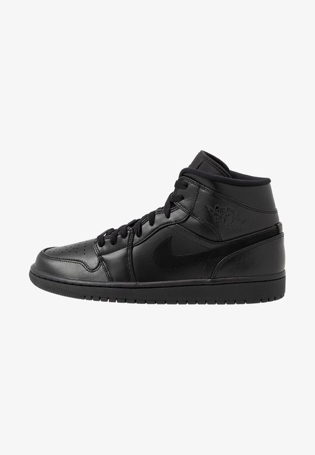AIR 1 MID - High-top trainers - black