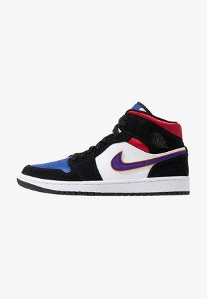 AIR 1 MID SE - Sneaker high - black