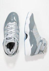 Jordan - 6 RINGS - Høye joggesko - cool grey/white/wolf grey - 1